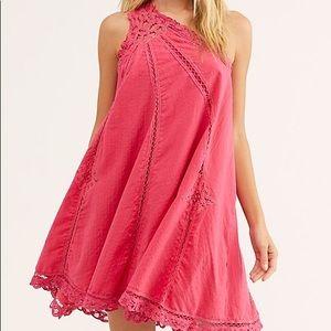 Free People Billie Battenburg One-Shoulder Dress